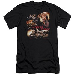 Delta Force - Mens Action Pack Premium Slim Fit T-Shirt