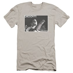 Army Of Darkness - Mens Groovy Premium Slim Fit T-Shirt