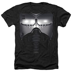 Robocop - Mens Robo Armor Heather T-Shirt