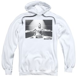 Rocky Iii - Mens Clubber Square Pullover Hoodie