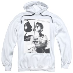 Rocky - Mens Square Pullover Hoodie