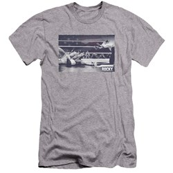 Rocky - Mens American Will Premium Slim Fit T-Shirt