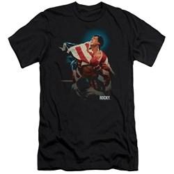 Rocky - Mens Victory Premium Slim Fit T-Shirt