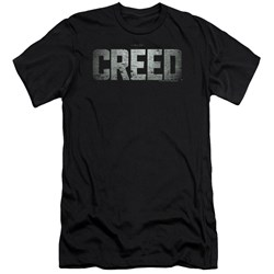 Creed - Mens Logo Premium Slim Fit T-Shirt