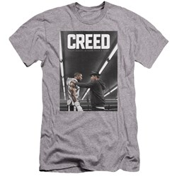 Creed - Mens Poster Premium Slim Fit T-Shirt
