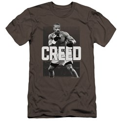 Creed - Mens Final Round Premium Slim Fit T-Shirt