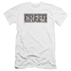Creed - Mens Pep Talk Premium Slim Fit T-Shirt