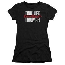 Bloodsport - Juniors True Story Premium Bella T-Shirt