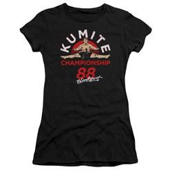 Bloodsport - Juniors Championship 88 Premium Bella T-Shirt