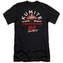 Bloodsport - Mens Championship 88 Premium Slim Fit T-Shirt