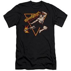 Bloodsport - Mens Action Packed Premium Slim Fit T-Shirt