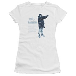 Fargo - Juniors This Is A True Story Premium Bella T-Shirt