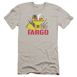 Fargo - Mens Woodchipper Premium Slim Fit T-Shirt