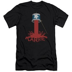 Carrie - Mens Bucket Of Blood Premium Slim Fit T-Shirt