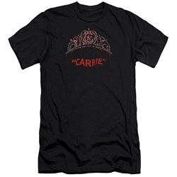 Carrie - Mens Prom Queen Premium Slim Fit T-Shirt