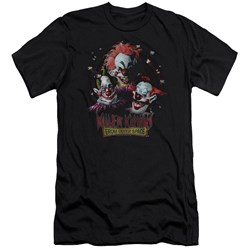 Killer Klowns From Outer Space - Mens Killer Klowns Premium Slim Fit T-Shirt