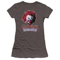 Killer Klowns From Outer Space - Juniors Rough Clown Premium Bella T-Shirt
