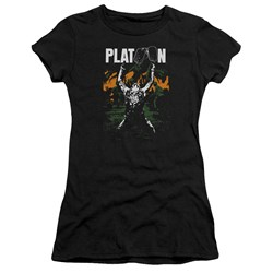 Platoon - Juniors Graphic Premium Bella T-Shirt