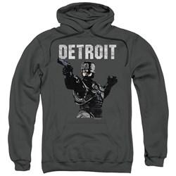 Robocop - Mens Detroit Pullover Hoodie