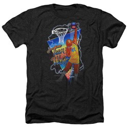 Teen Wolf - Mens Electric Wolf Heather T-Shirt