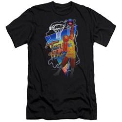 Teen Wolf - Mens Electric Wolf Premium Slim Fit T-Shirt