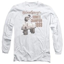 Bloodsport - Mens Dux Smash Long Sleeve T-Shirt