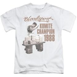 Bloodsport - Youth Dux Smash T-Shirt
