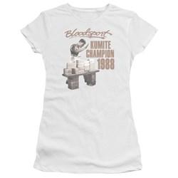 Bloodsport - Juniors Dux Smash Premium Bella T-Shirt