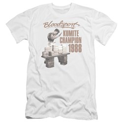 Bloodsport - Mens Dux Smash Premium Slim Fit T-Shirt