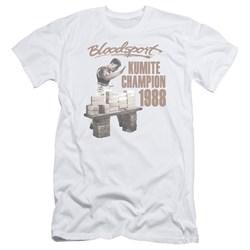 Bloodsport - Mens Dux Smash Slim Fit T-Shirt