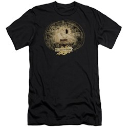 Mirrormask - Mens Sketch Premium Slim Fit T-Shirt