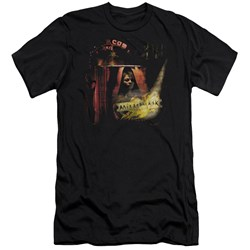 Mirrormask - Mens Big Top Poster Premium Slim Fit T-Shirt