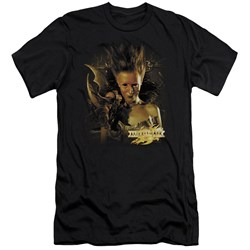 Mirrormask - Mens Queen Of Shadows Premium Slim Fit T-Shirt