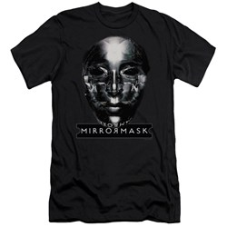 Mirrormask - Mens Mask Premium Slim Fit T-Shirt