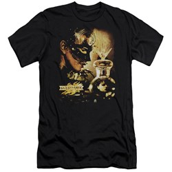 Mirrormask - Mens Trapped Premium Slim Fit T-Shirt