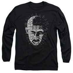 Hellraiser - Mens Pinhead Long Sleeve T-Shirt