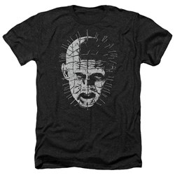 Hellraiser - Mens Pinhead Heather T-Shirt