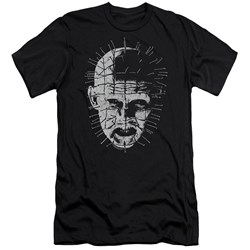 Hellraiser - Mens Pinhead Premium Slim Fit T-Shirt