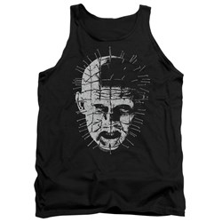 Hellraiser - Mens Pinhead Tank Top