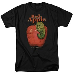 Pulp Fiction - Mens Red Apple T-Shirt