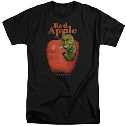 Pulp Fiction - Mens Red Apple Tall T-Shirt