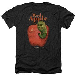Pulp Fiction - Mens Red Apple Heather T-Shirt