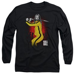 Kill Bill - Mens Surrounded Long Sleeve T-Shirt