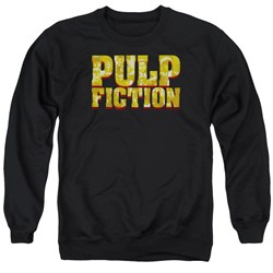 Pulp Fiction - Mens Pulp Logo Sweater