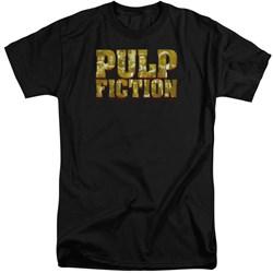 Pulp Fiction - Mens Pulp Logo Tall T-Shirt