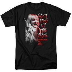Scream - Mens Dont Hang Up T-Shirt