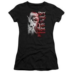Scream - Juniors Dont Hang Up T-Shirt
