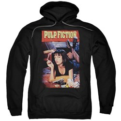 Pulp Fiction - Mens Poster Pullover Hoodie