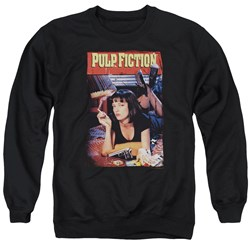Pulp Fiction - Mens Poster Sweater