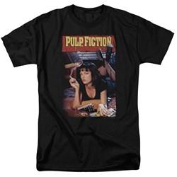 Pulp Fiction - Mens Poster T-Shirt